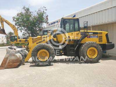 MHET:Buy Used BOBCAT Skid Loader for sale in Sharjah, Dubai