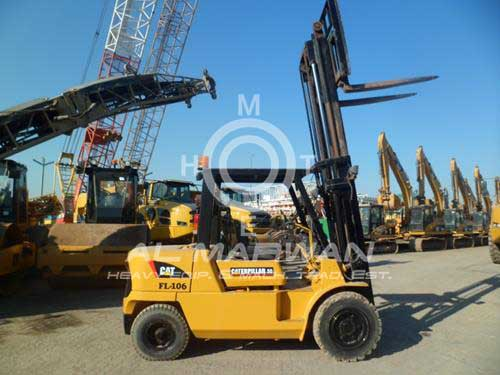 New arrival Forklift CAT-DP50KT