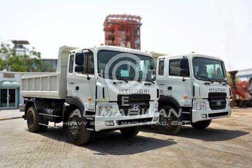 New arrival of  unused 2015 Tipper Trucks