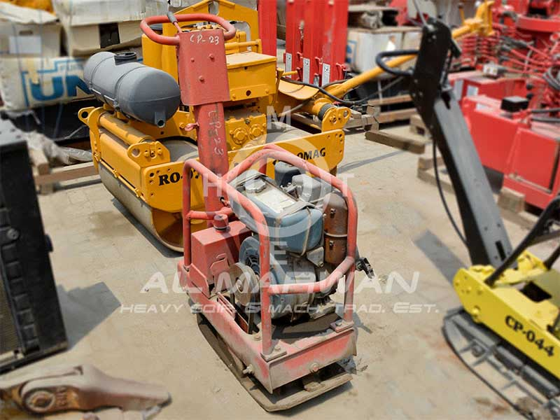 Plate Compactor LG140 for Sale