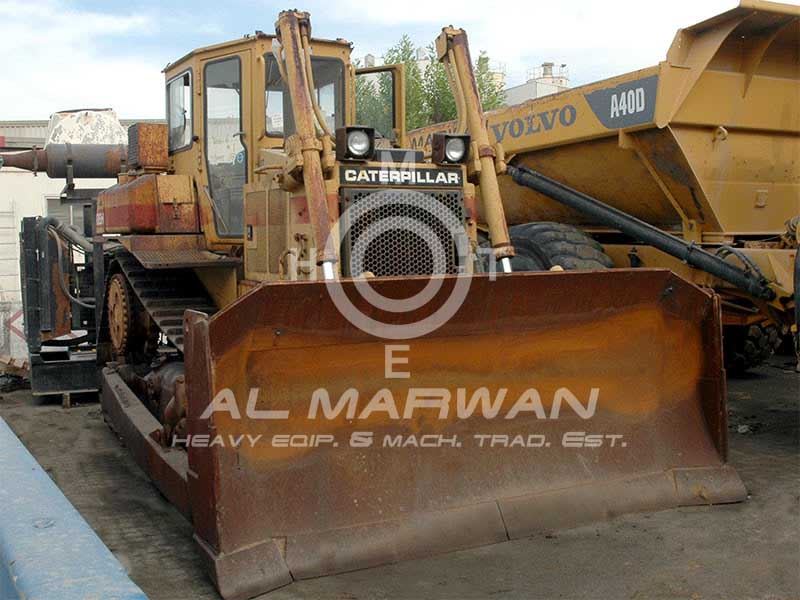Bulldozer CAT D6H for Sale