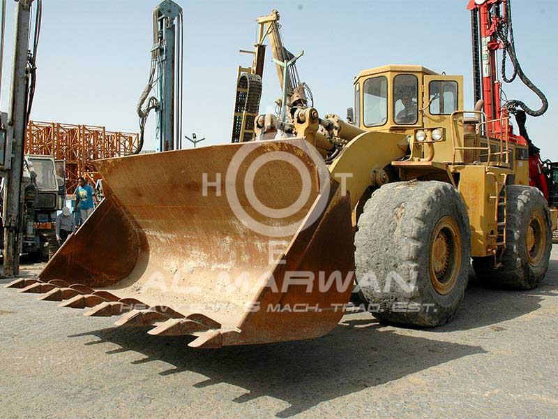 Wheel Loader CAT 988B for Sale