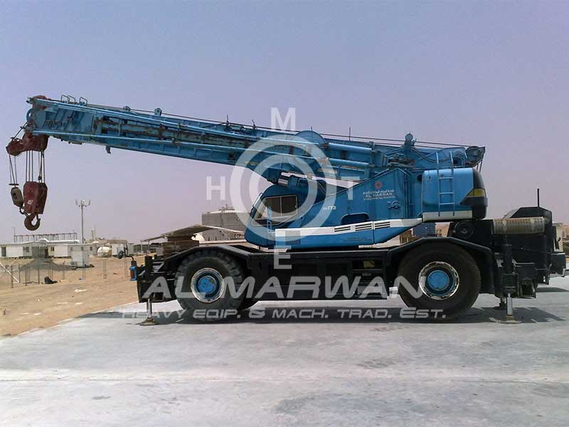 Used Kobelco RK450-2 Mobile Crane for Sale