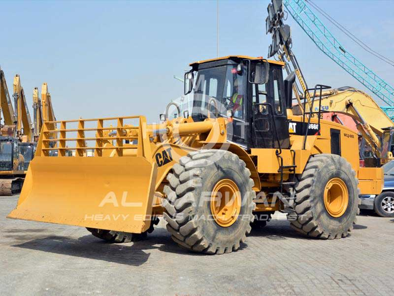 CAT Wheel Loader-966G 2001