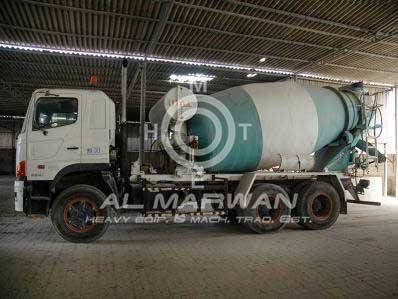 MHET:Used Concrete Mixers for Sale - Used Heavy Equipment in
