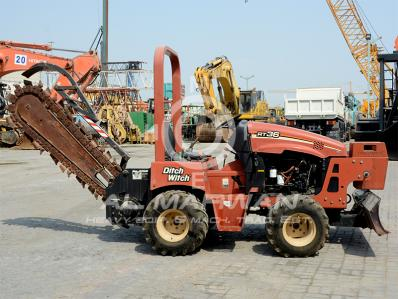 MHET:Used Trencher for Sale - Buy Used Heavy Equipment in Sharjah